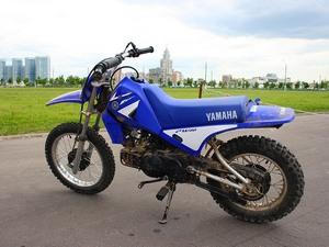 Мотоцикл Yamaha (Ямаха) PW80