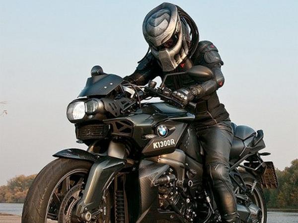 Мотошлем «Хищник» фотогалерея - фото 8