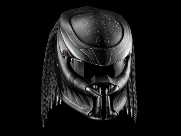 Мотошлем «Хищник» фотогалерея - фото 9