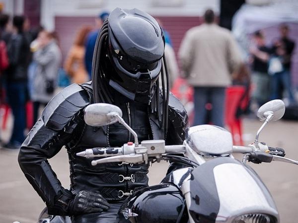 Мотошлем «Хищник» фотогалерея - фото 10