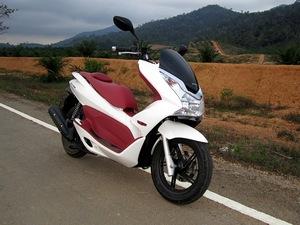 Мотоциклы Honda (Хонда) категория «Скутеры»