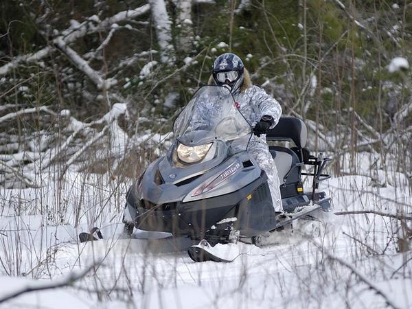 Снегоходы «Русская механика» - фото 12