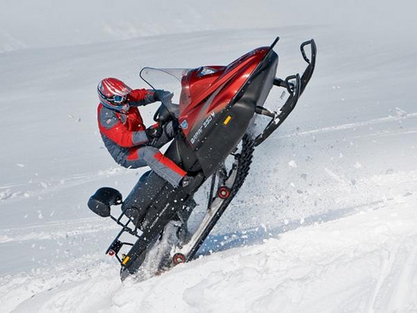 Снегоходы «Русская механика» - фото 3