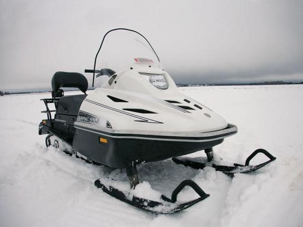 Снегоходы «Русская механика» - фото 6