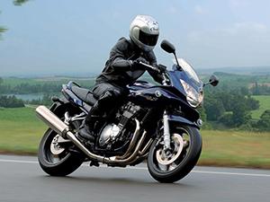 Сузуки Бандит 1200 - краткий обзор и технические характеристики мотоцикла