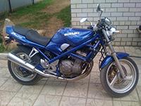Cузуки Бандит 250