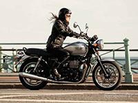 Мотоцикл triumph bonneville