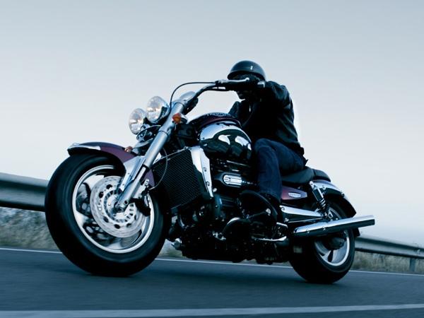 Мотоциклы Триумф фотогалерея - фото 1