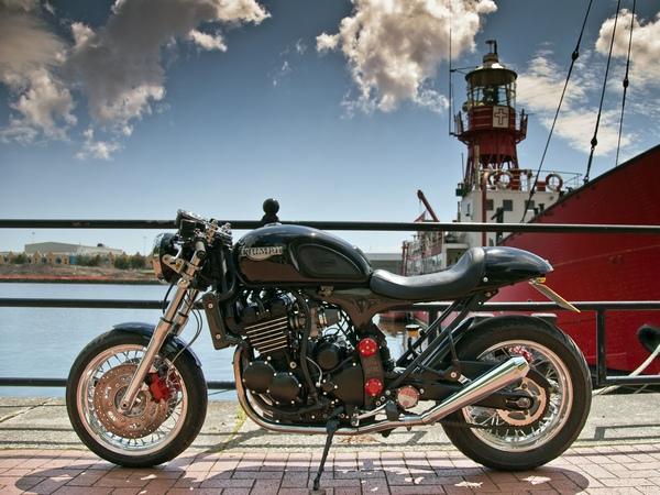 Мотоциклы Триумф фотогалерея - фото 11