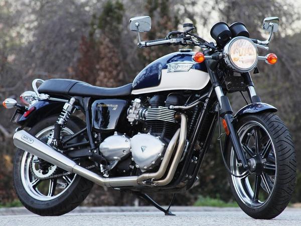 Мотоциклы Триумф фотогалерея - фото 12