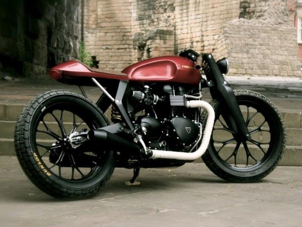 Мотоциклы Триумф фотогалерея - фото 16