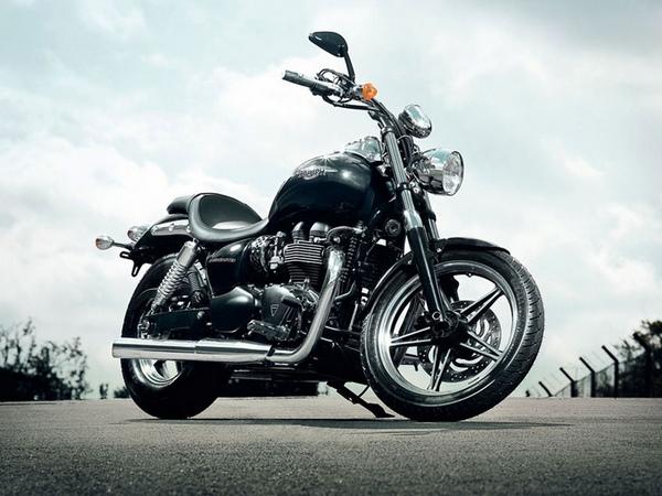 Мотоциклы Триумф фотогалерея - фото 2