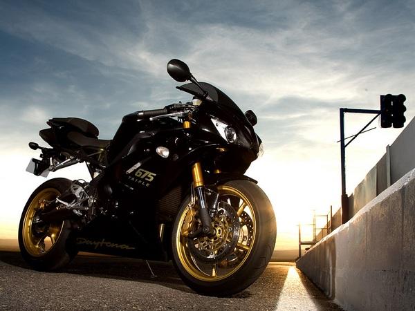 Мотоциклы Триумф фотогалерея - фото 3