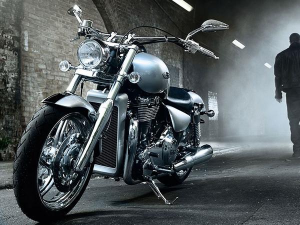 Мотоциклы Триумф фотогалерея - фото 4