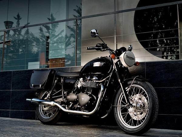 Мотоциклы Триумф фотогалерея - фото 5