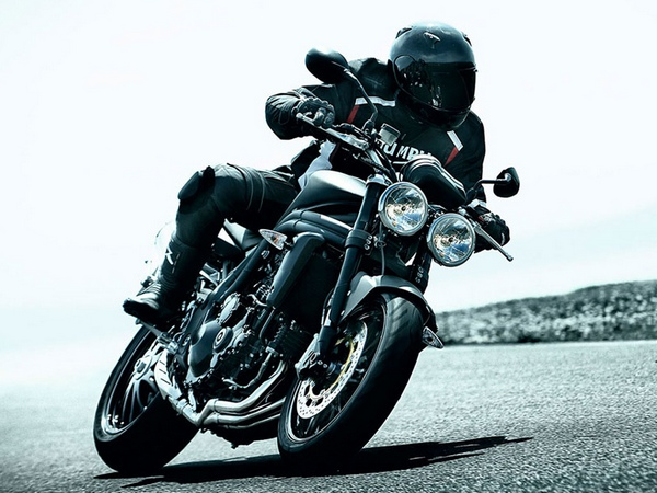 Мотоциклы Триумф фотогалерея - фото 9