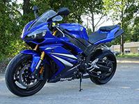 Yamaha R1 максимальная скорость