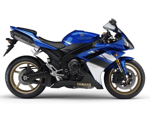 Yamaha YZF-R1 фотогалерея - фото 11