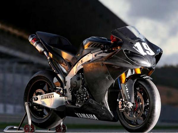 Yamaha YZF-R1 фотогалерея - фото 19