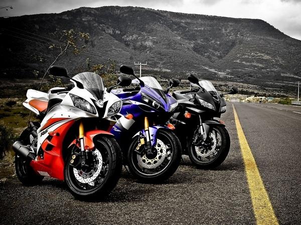 Yamaha YZF-R1 фотогалерея - фото 3