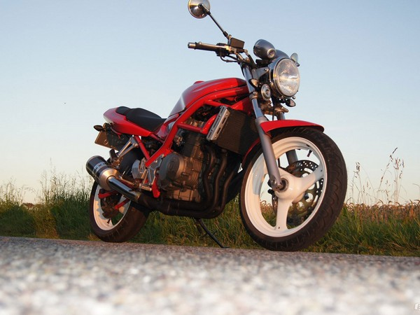 Фотогалерея мотоцикла Suzuki Bandit 400 (GSF400) - фото 1