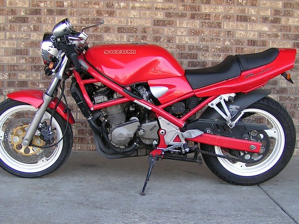 Фотогалерея мотоцикла Suzuki Bandit 400 (GSF400) - фото 11