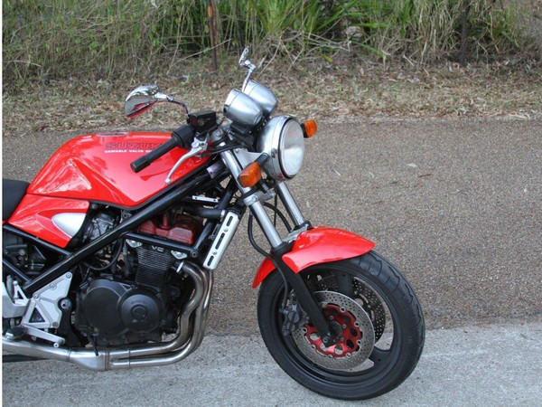 Фотогалерея мотоцикла Suzuki Bandit 400 (GSF400) - фото 13