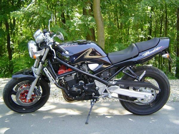 Фотогалерея мотоцикла Suzuki Bandit 400 (GSF400) - фото 14