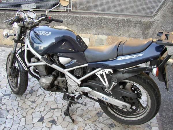 Фотогалерея мотоцикла Suzuki Bandit 400 (GSF400) - фото 15