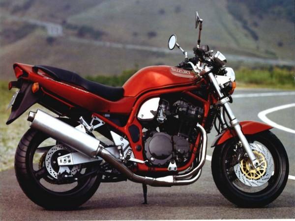 Фотогалерея мотоцикла Suzuki Bandit 400 (GSF400) - фото 8