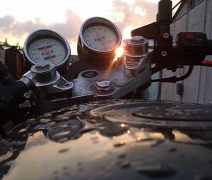 Описание дизайна мотоцикла Сузуки Бандит 400