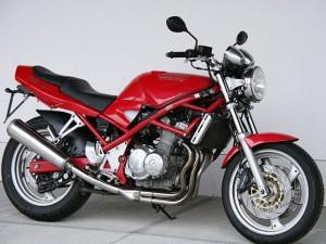 Краткий обзор мотоцикла сузуки бандит 400