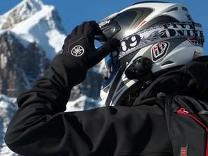 Выбираем шлем для езды на снегоходе вместе в нашей статье