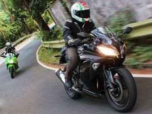 Трансмиссия мотоцикла осталась шестиступенчатой