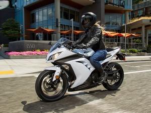 Описание внешности Kawasaki Ninja