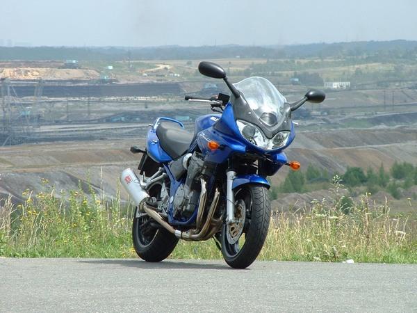 Фотогалерея Suzuki GSF 600 Bandit - фото 24