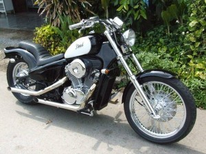 Рысь 500 - отечественный квадроцикл
