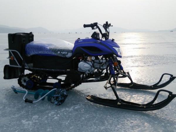Фотогалерея мини-снегоходов - фото 7
