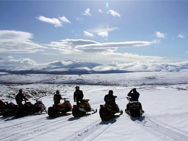 Фотогалерея мини-снегоходов - фото 10