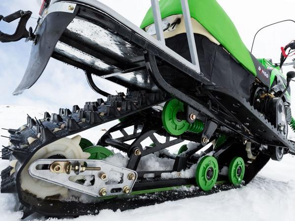 Фотогалерея мини-снегоходов - фото 12