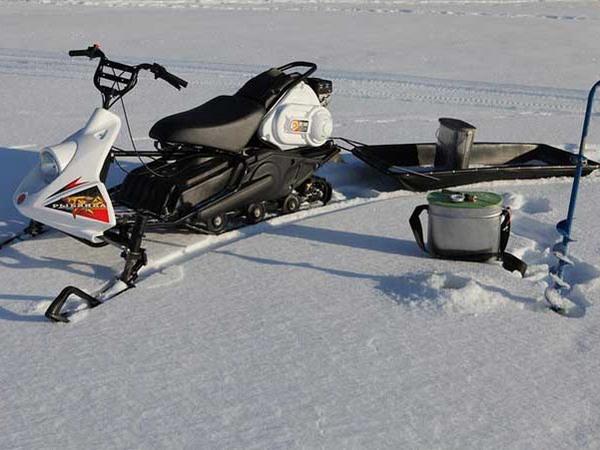 Фотогалерея мини-снегоходов - фото 16