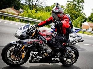 Видеорегистратор для мотоцикла - обзор