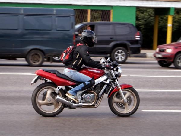 Фотогалерея Honda Bros(Хонда Брос) NT650 фото -15