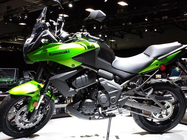 Фотогалерея Kawasaki Versys 650 - фото 7