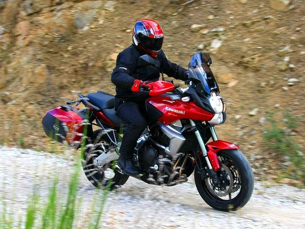 Фотогалерея Kawasaki Versys 650 - фото 10