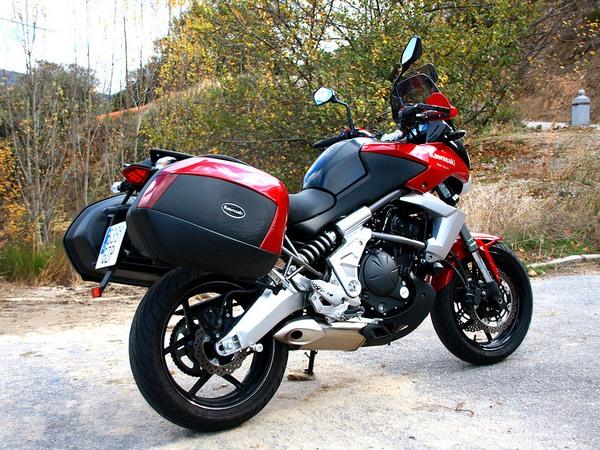 Фотогалерея Kawasaki Versys 650 - фото 11
