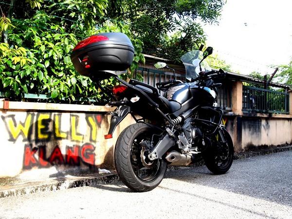 Фотогалерея Kawasaki Versys 650 - фото 18
