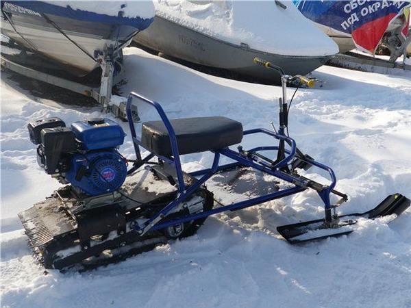 Фотогалерея снегохода Хаски - фото 4