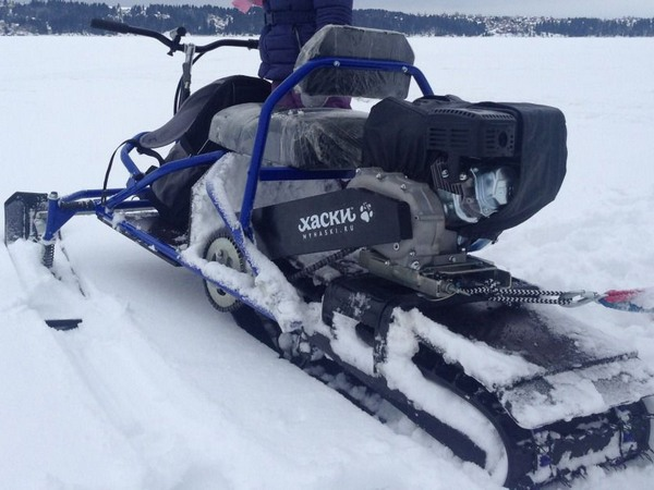 Фотогалерея снегохода Хаски - фото 5