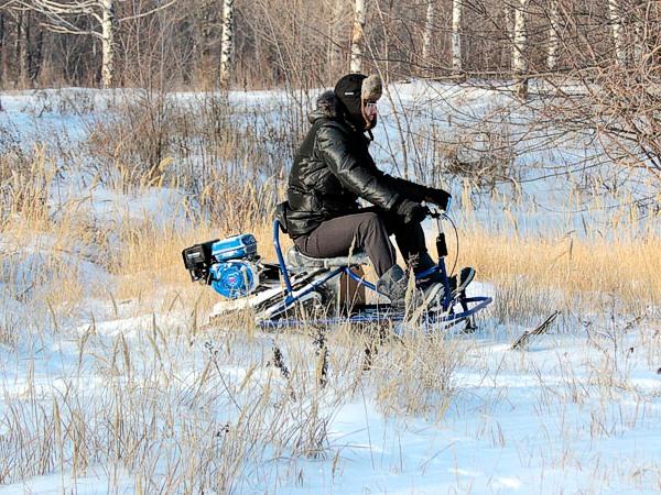 Фотогалерея снегохода Хаски - фото 10